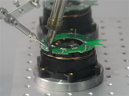 Stabilization Technology of Solder Amount